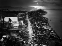 Tomasz Gudzowaty captures Typhoon Haiyan on the Philippines