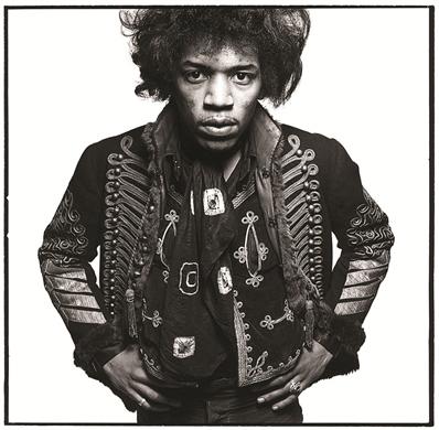 Gered Mankowitz Jimi Hendrix (Classic), 1967