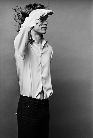 Norman Seeff Mick Jagger, Los Angeles, 1972