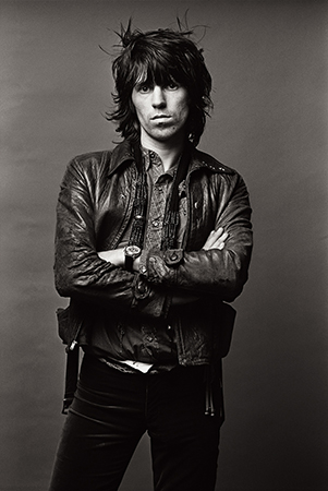 Norman Seeff Keith Richards, Los Angeles, 1972