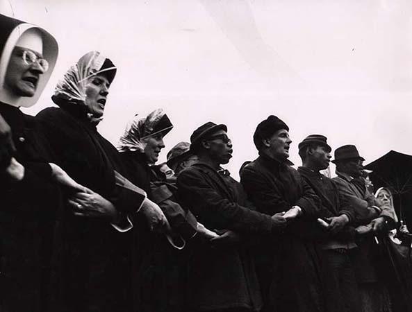 Flip Schulke Selma, 1964