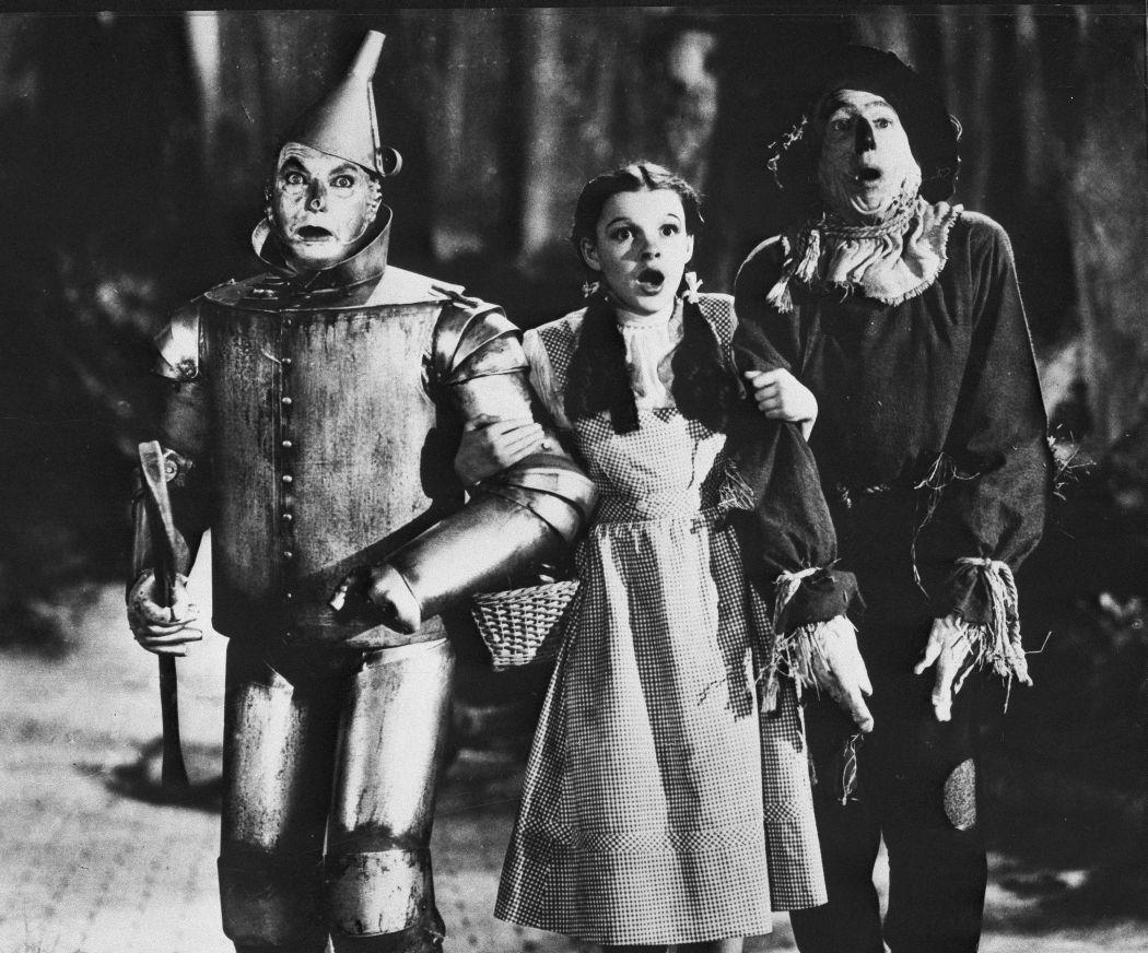 "Jack Haley ""The Tin Man"""