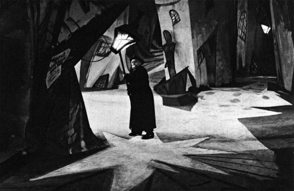 the cabinet of dr caligari 1920 monovisions