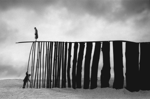 Biography: Conceptual photographer Gilbert Garcin