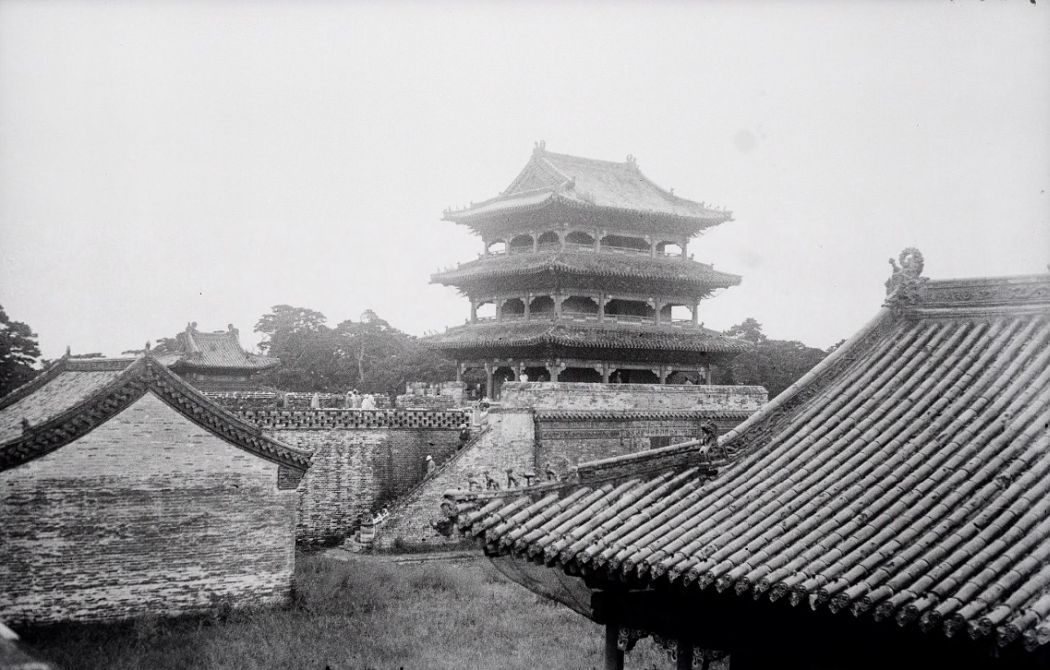 Manchuria-Northeast-Asia-in-1930s-Fuling Tomb