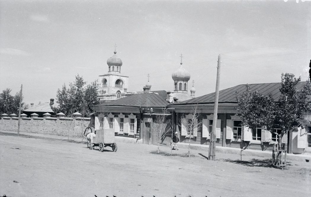 Manchuria-Northeast-Asia-in-1930s-Orthodox Church