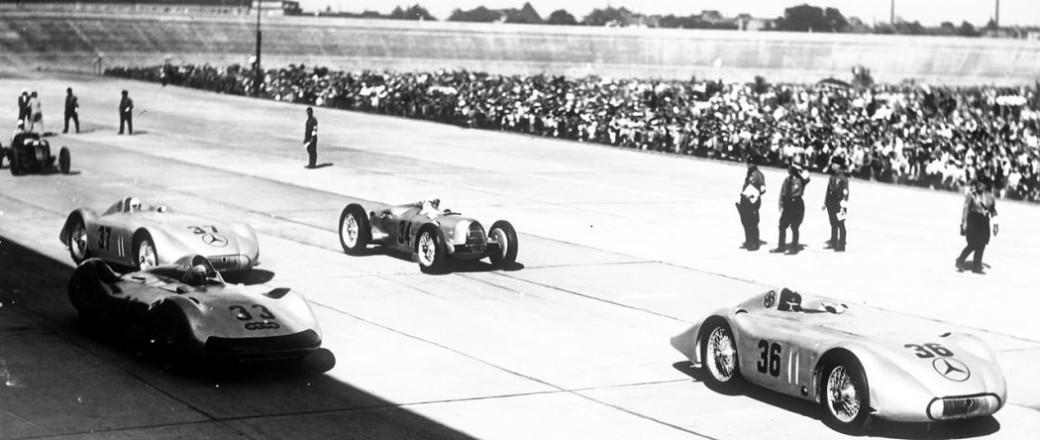 History of Mercedes-Benz in Motorsport