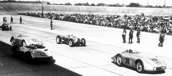 History of Mercedes-Benz in Motorsport