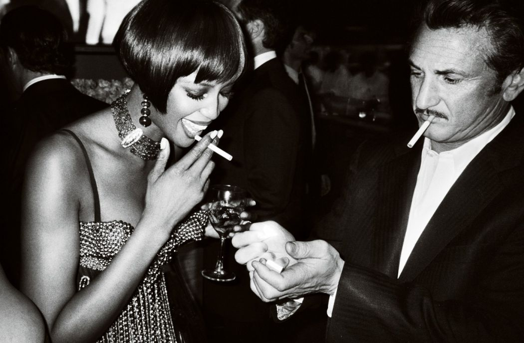 Naomi Campbell & Sean Penn