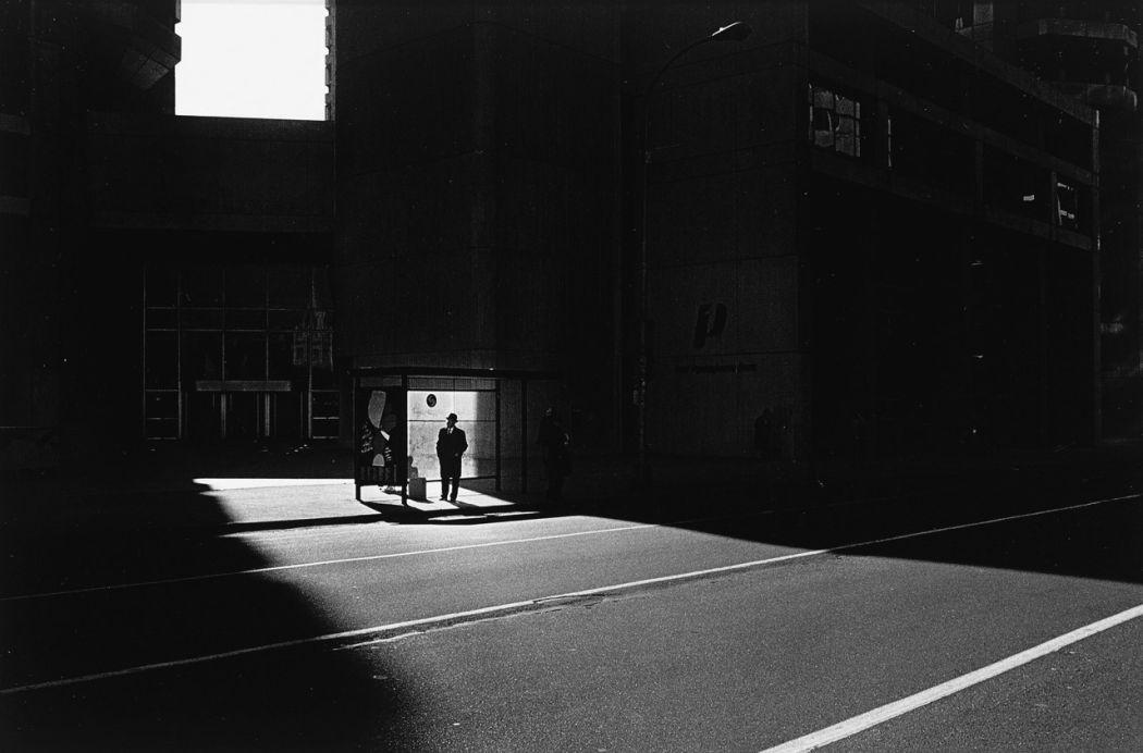 © Ray Metzker Philadelphia, 1981