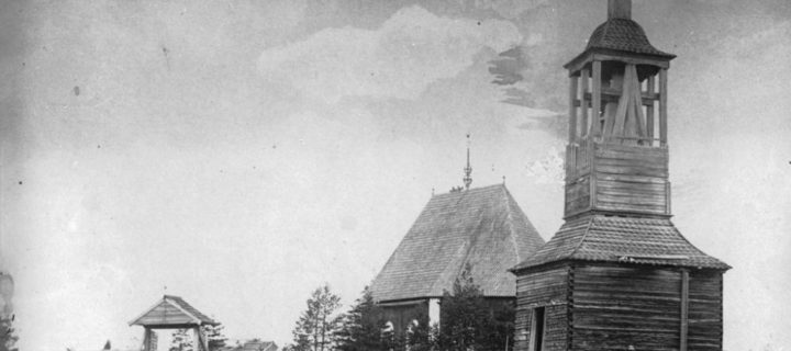 Vintage: Swedish churches from 1100-1900 AD