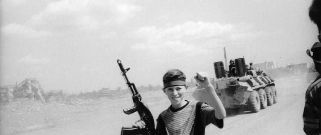 First Chechen War (1994–1996)