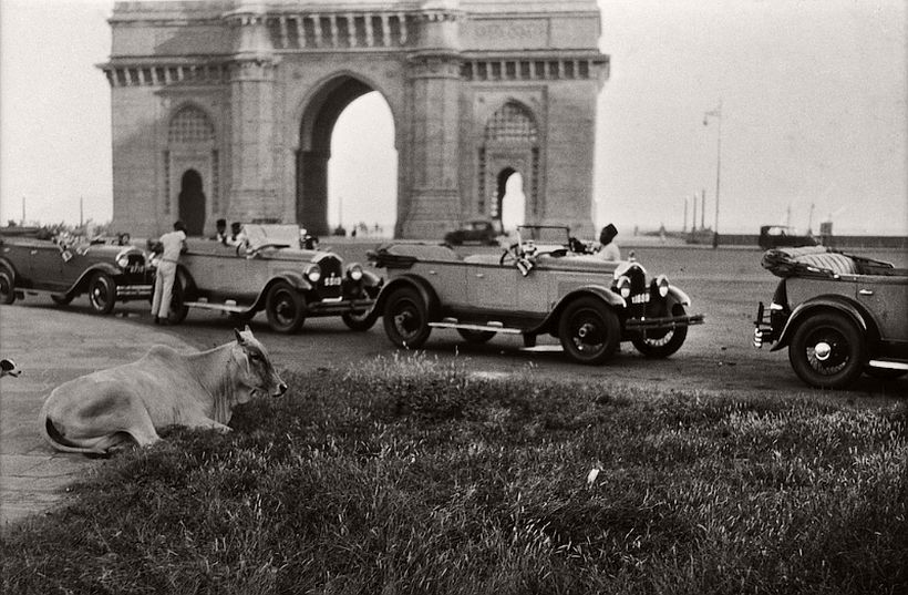 Apollo Bunder, Bombay, 1929, photo: Emil Otto Hoppé