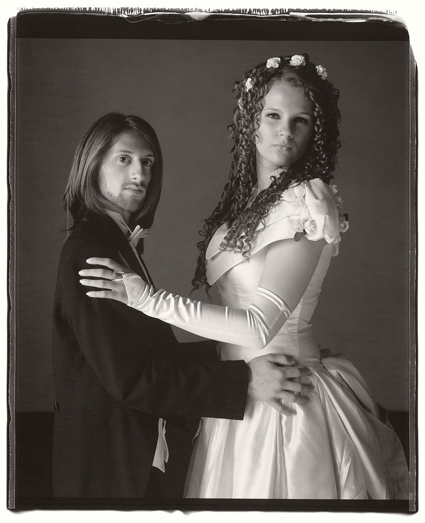 Mary Ellen Mark: 20X24 Polaroid