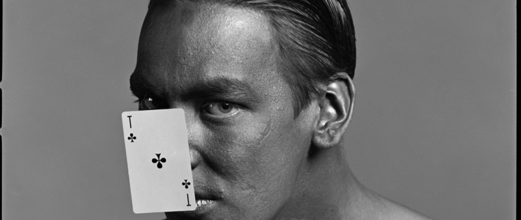 Oleg Kaplan: Portrait of a men