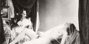 Biography: 19th Century photographer of Nudes – Bruno Braquehais