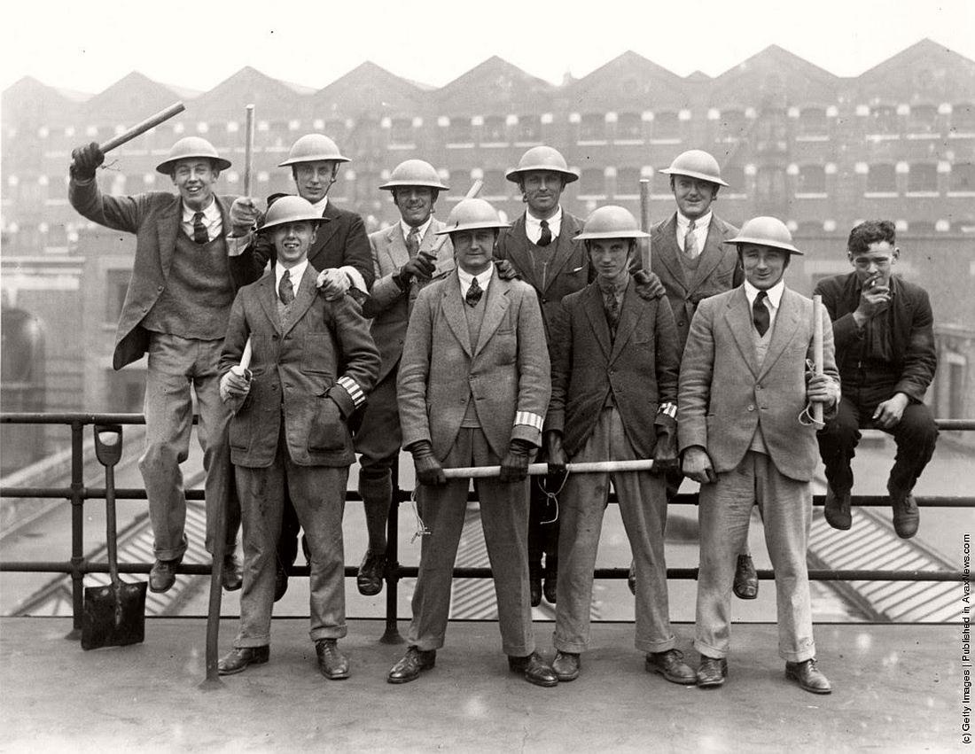 british-general-strike-in-london-united-kingdom-1926-02