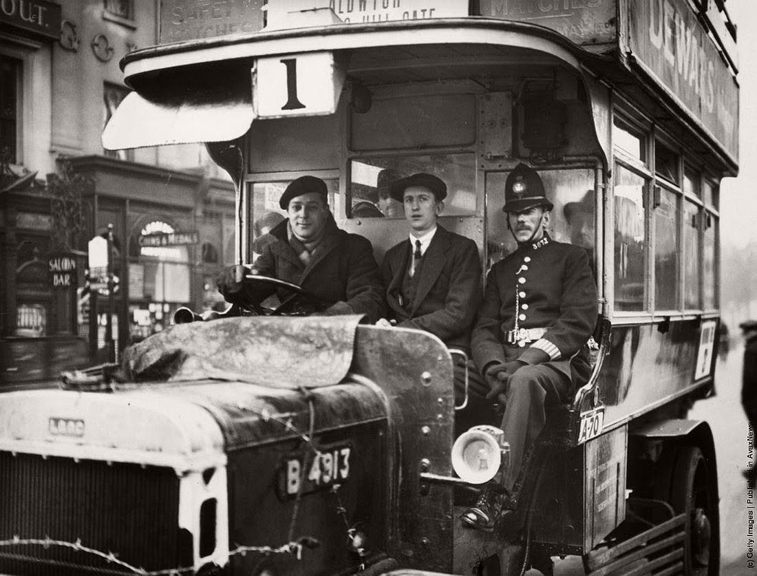 british-general-strike-in-london-united-kingdom-1926-06