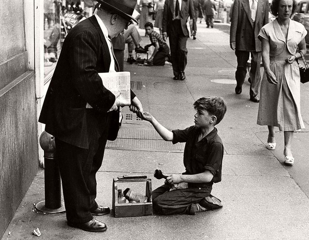 Biography City Life Photographer Ruth Orkin Monovisions