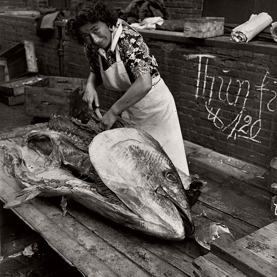 City Life / Street photographer Herbert Dombrowski