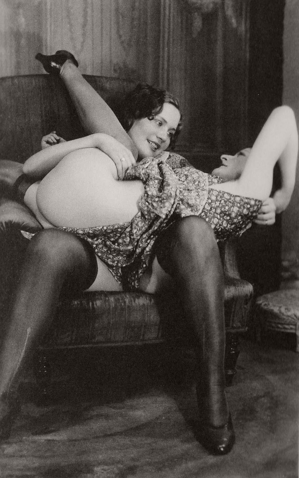 Share your Vintage pics naked girls the
