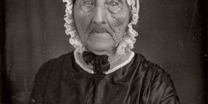 Vintage: Daguerreotype Portraits of People born in the late 18th Century (1700s)