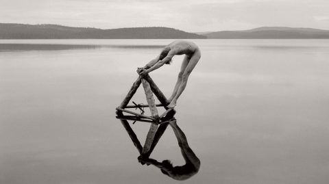 Biography: Fine Art Nude photographer Arno Rafael Minkkinen