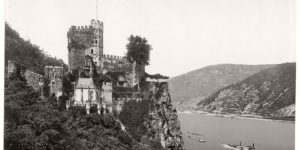 Historic B&W photos of German Castles