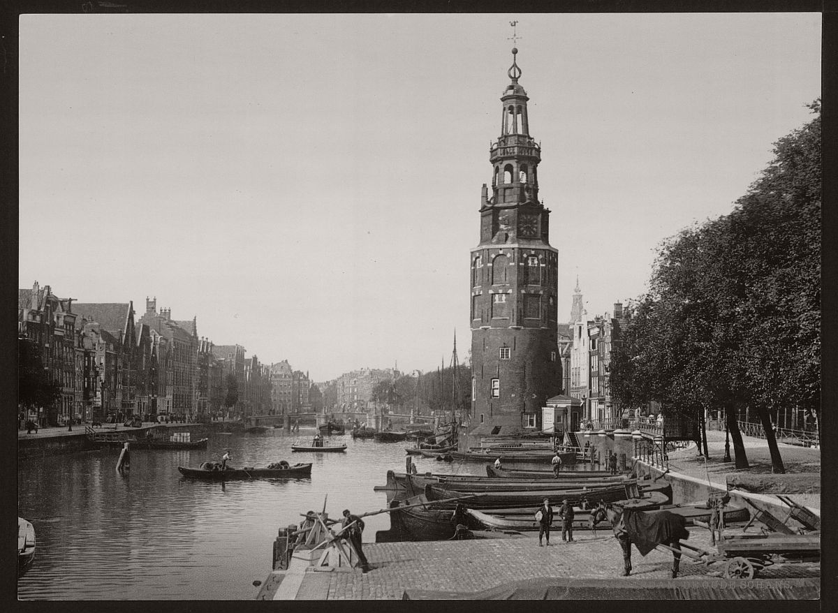 historic-bw-photos-of-amsterdam-holland-in-the-19th-century-15