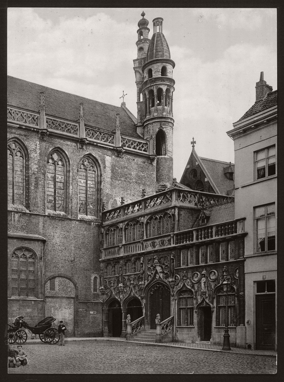 historic-bw-photos-of-bruges-belgium-in-19th-century-13