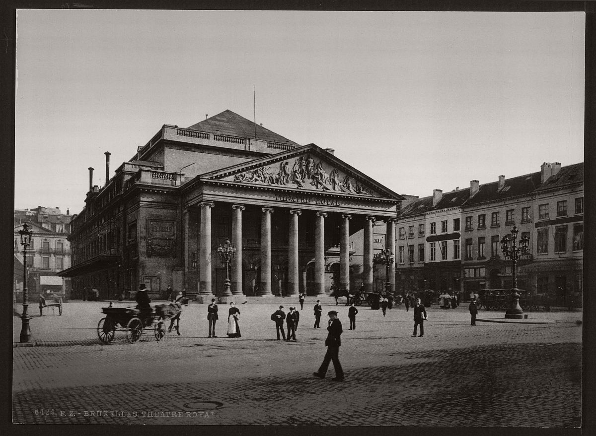 historic-bw-photos-of-brussels-belgium-in-the-19th-century-05