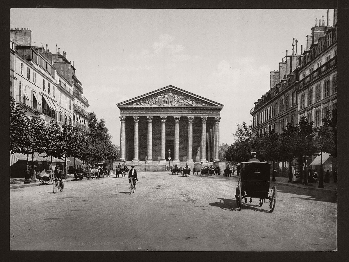 historic-bw-photos-of-paris-france-late-19th-century-15