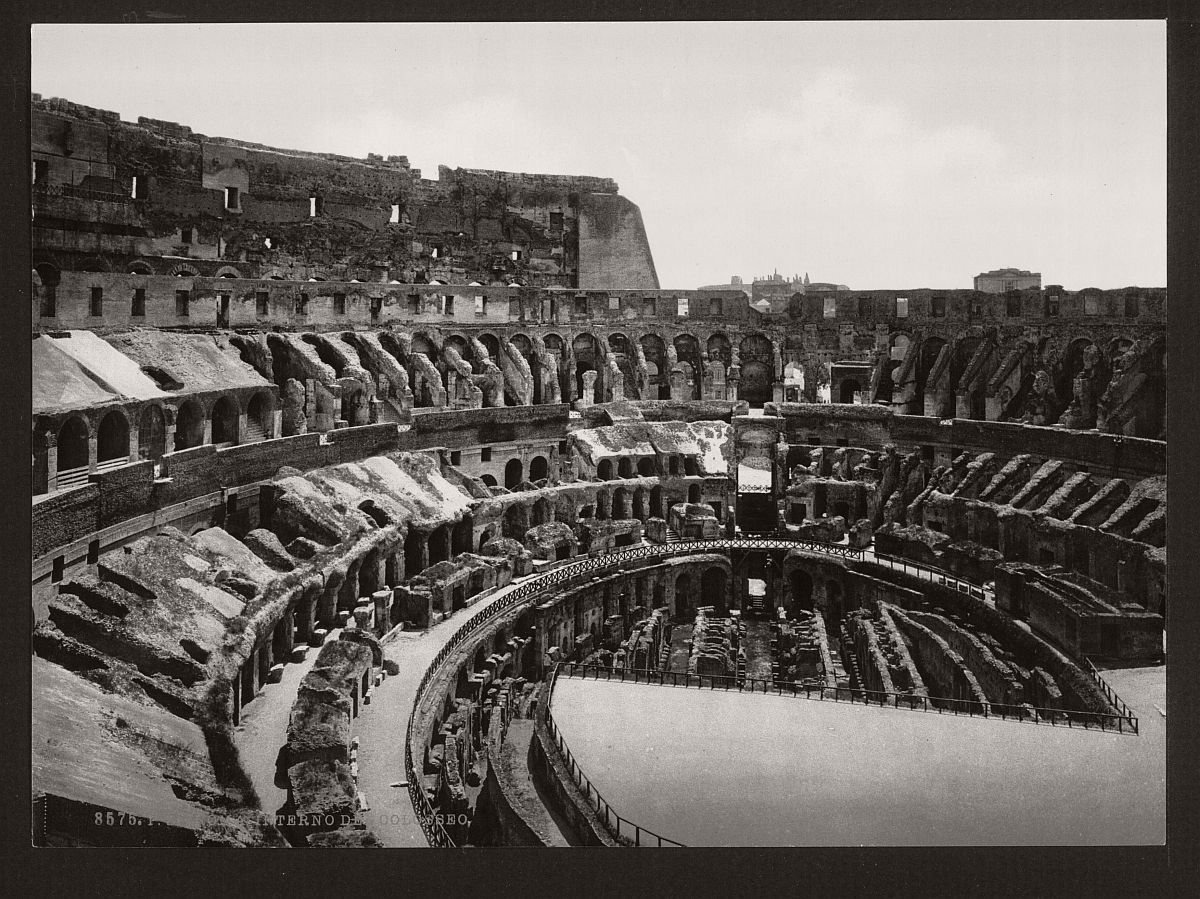 historic-bw-photos-of-rome-italy-in-the-19th-century-07