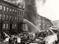 New York City mid-air plane crash (Park Slope, Brooklyn, 1960)