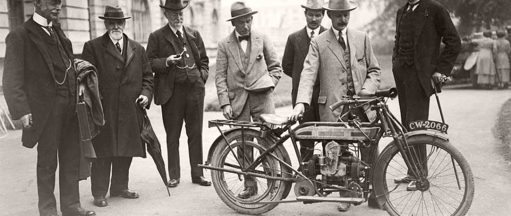 Classic Motorcycles in the 1920s