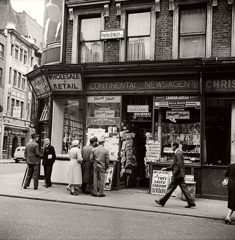 Soho Vintage Stores 56