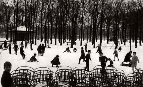 Biography: photographer Edouard Boubat