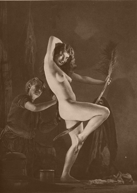 Biography: Pictorial Portrait photographer William Mortensen