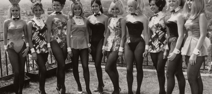 Vintage Playboy Bunny Costumes (1960s and 70s)
