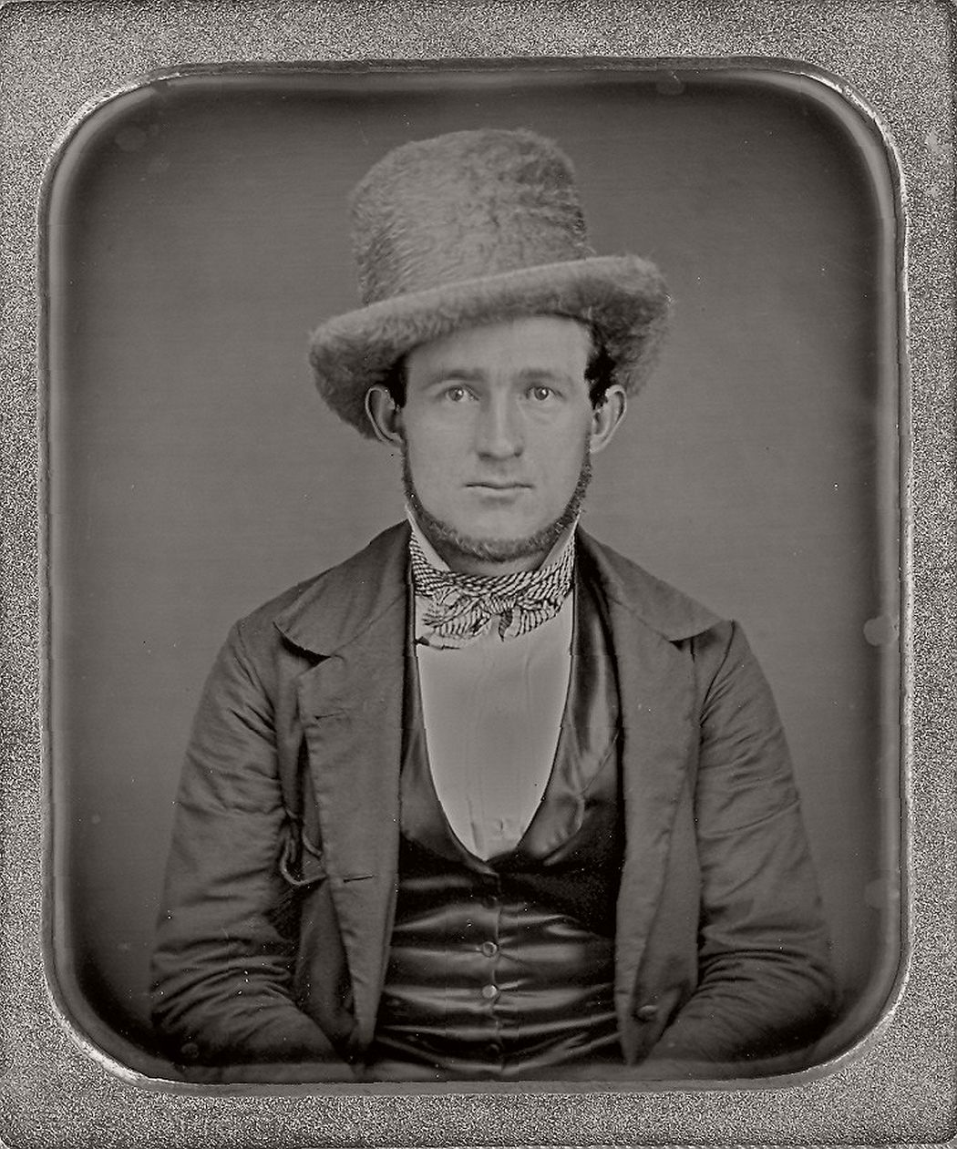 victorian-era-daguerreotype-of-men-in-hat-1850s-xix-century-06