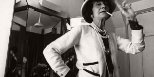 "Vintage photos of fashion icon Gabrielle ""Coco"" Chanel (1962)"
