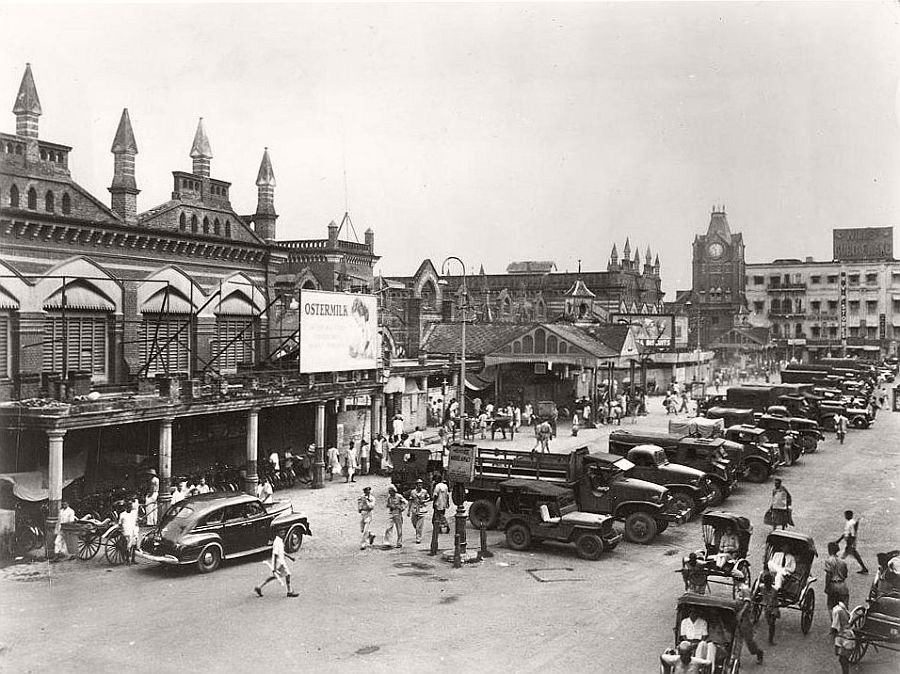 vintage-city-life-and-streets-of-calcutta-india-1945-21