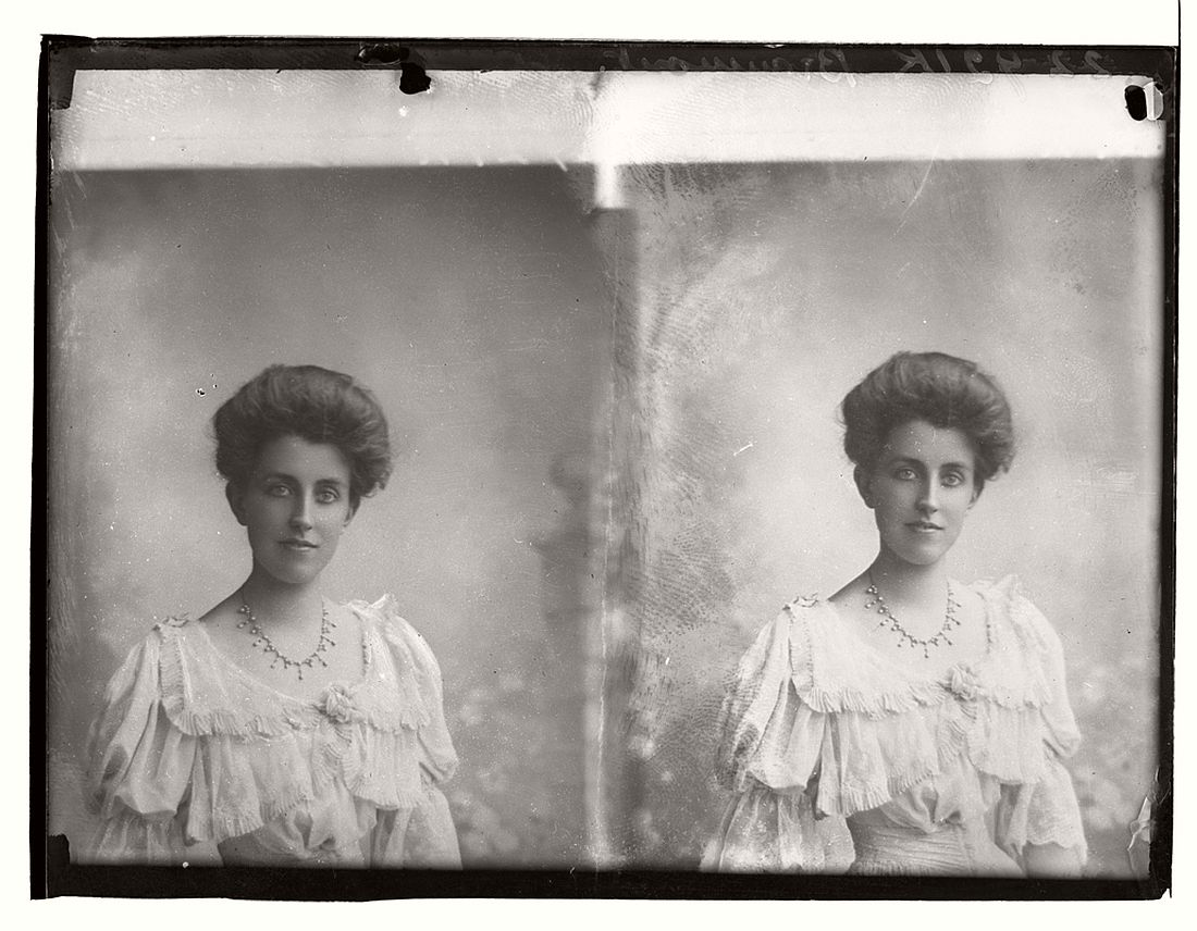 vintage-glass-plate-diptych-portraits-of-women-girls-1904-1917-19