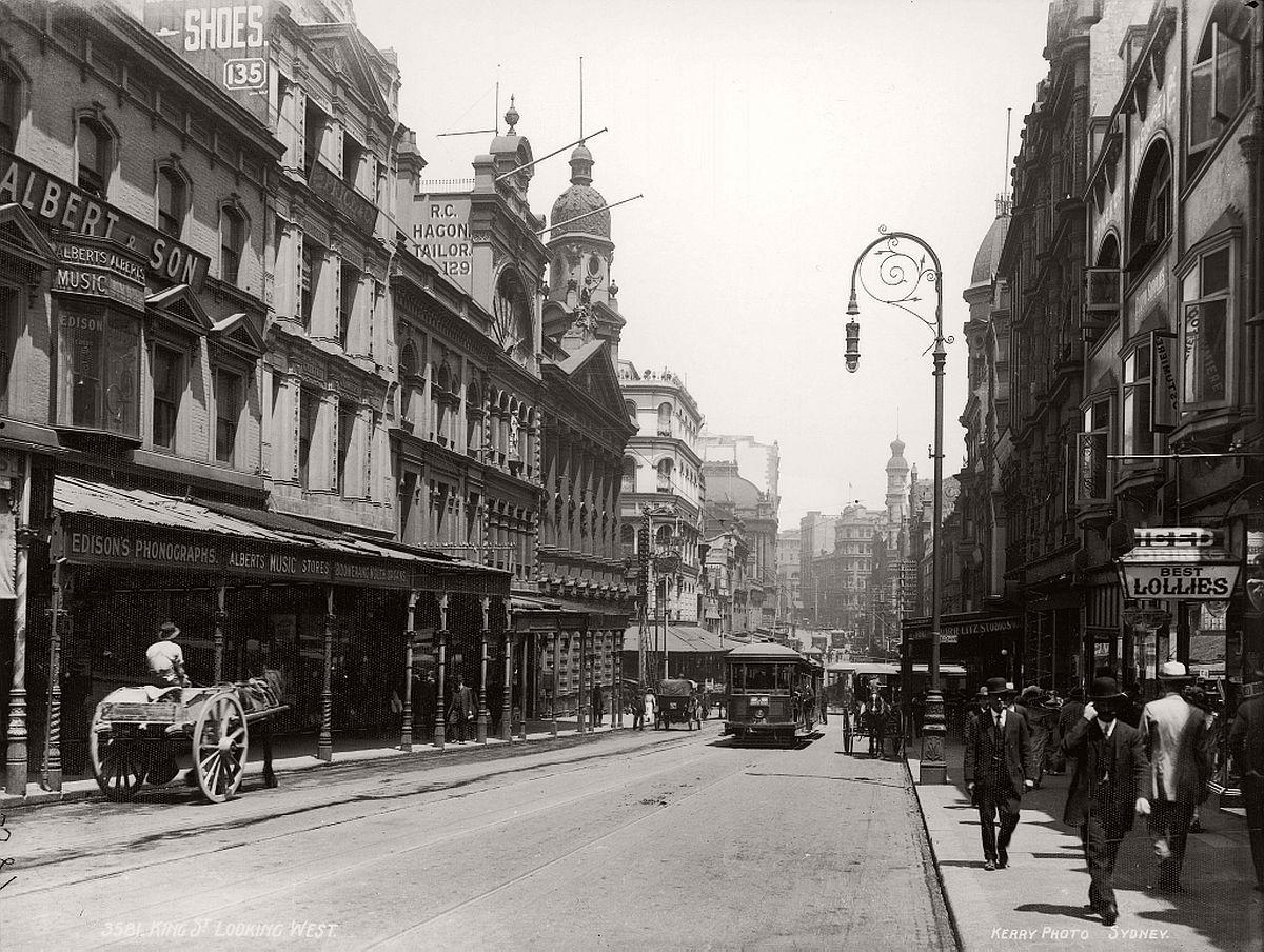 vintage-glass-plate-images-streets-sydney-city-australia-1900s-xix-century-221