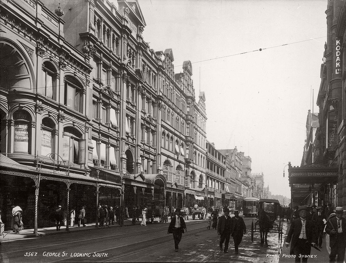 vintage-glass-plate-images-streets-sydney-city-australia-1900s-xix-century-241
