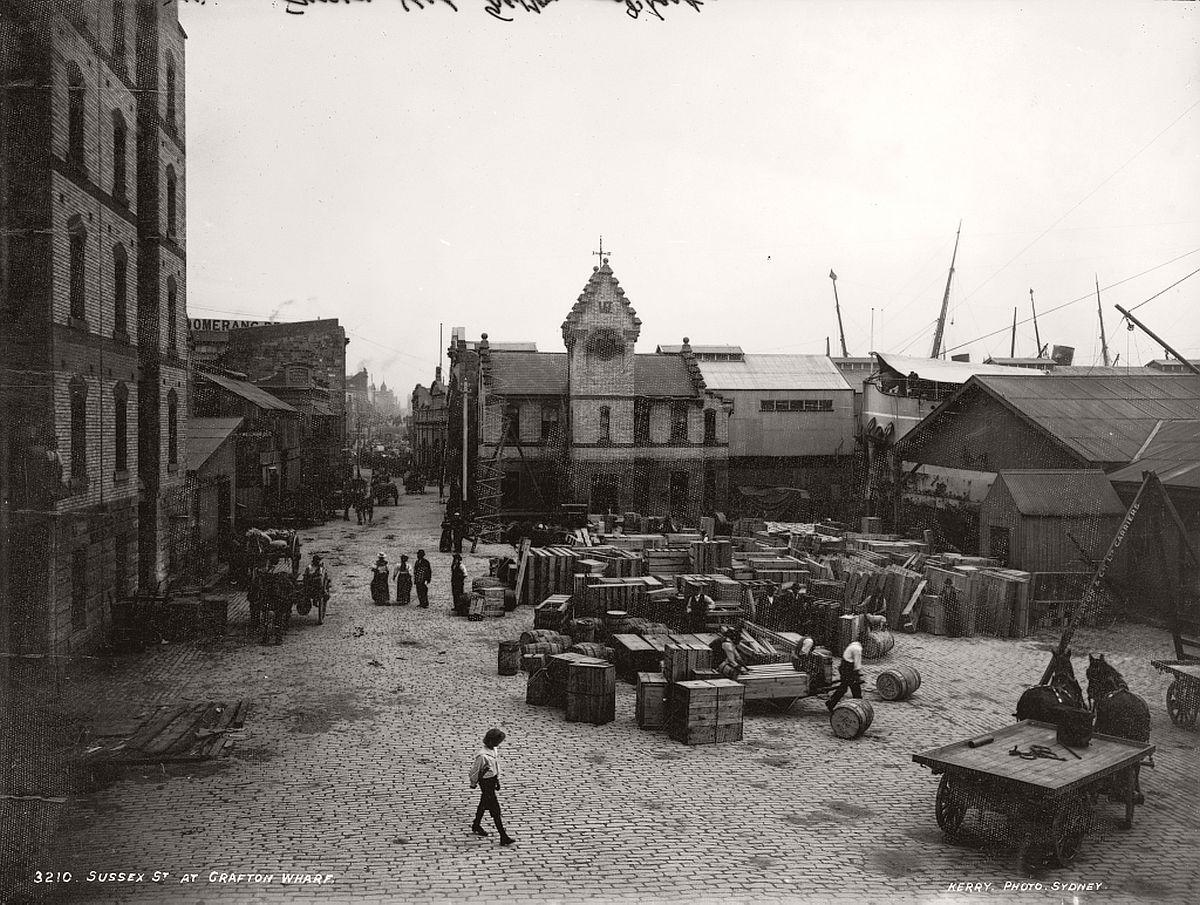 vintage-glass-plate-images-streets-sydney-city-australia-1900s-xix-century-331
