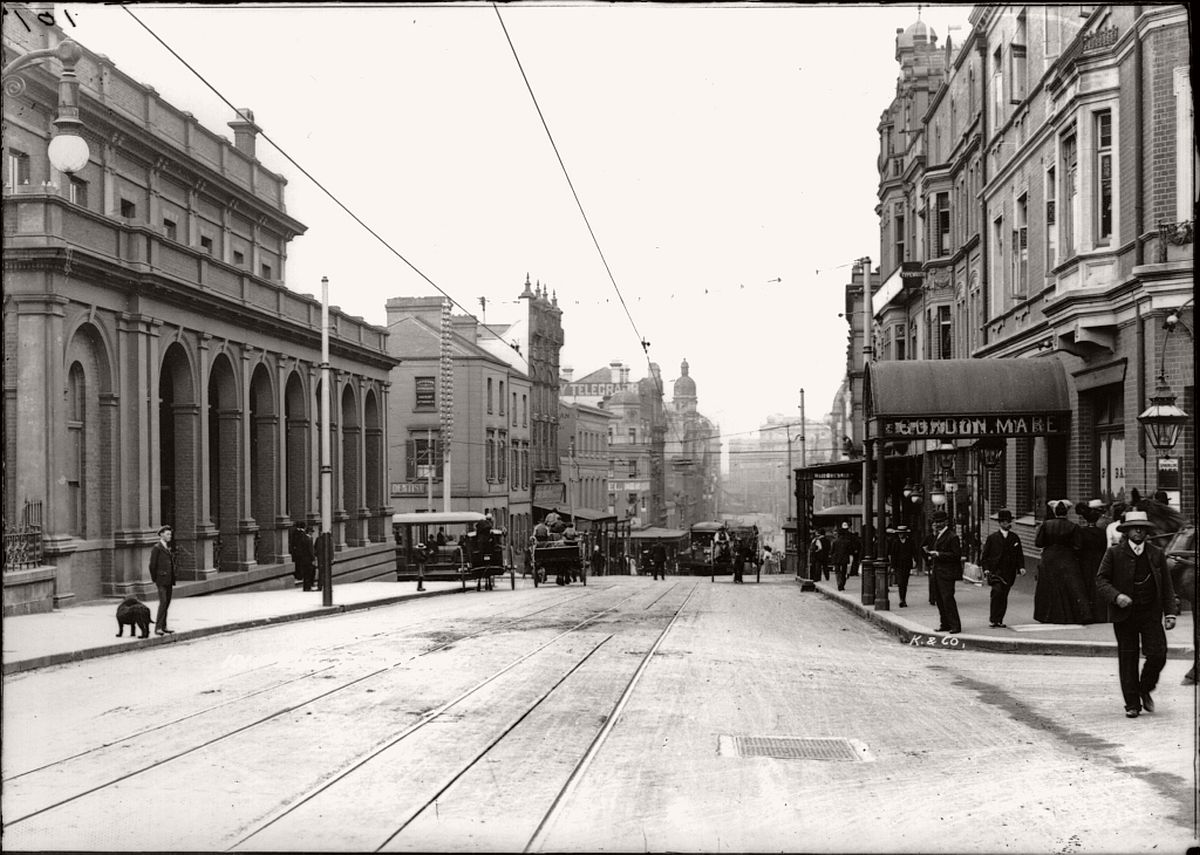 vintage-glass-plate-images-streets-sydney-city-australia-1900s-xix-century-351