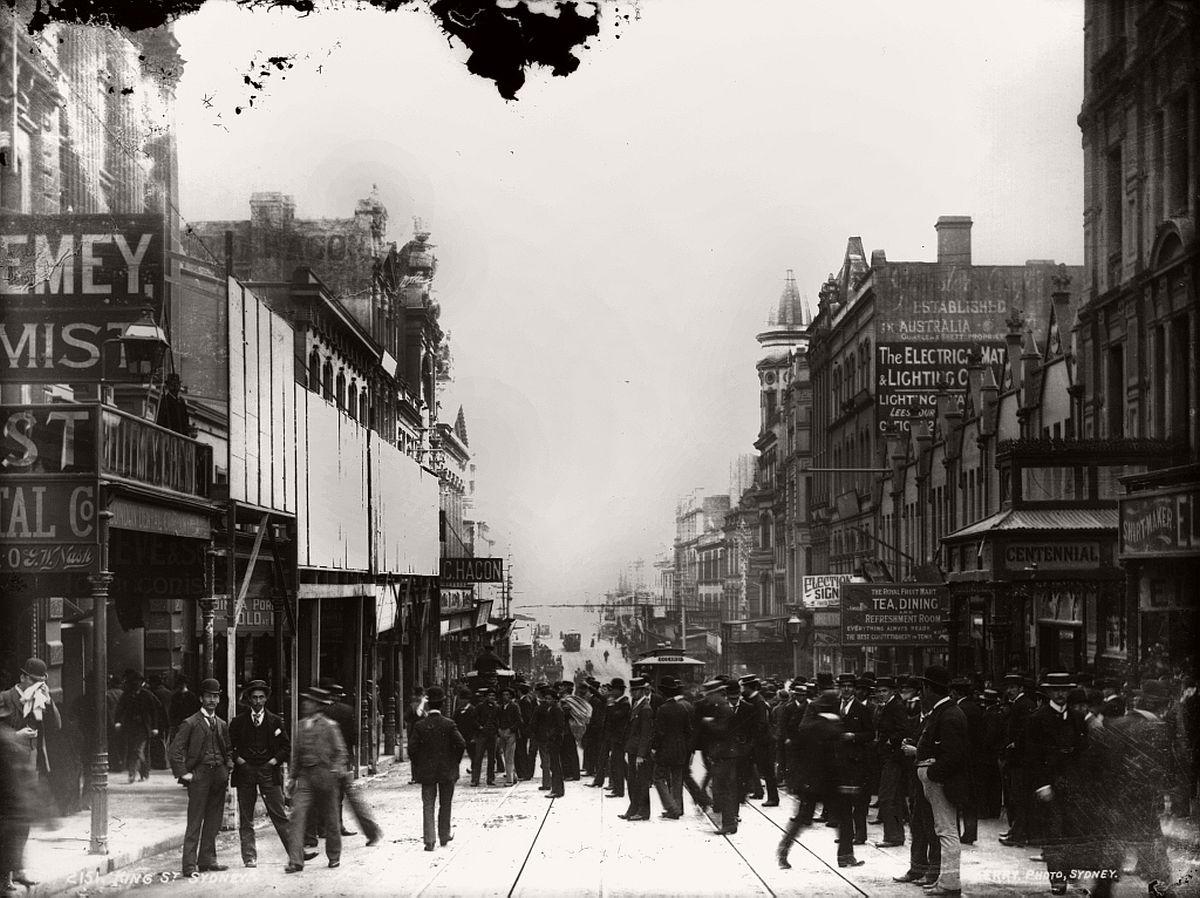 vintage-glass-plate-images-streets-sydney-city-australia-1900s-xix-century-361