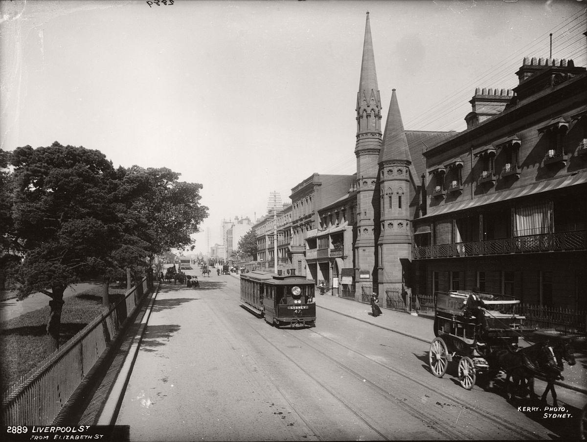 vintage-glass-plate-images-streets-sydney-city-australia-1900s-xix-century-381