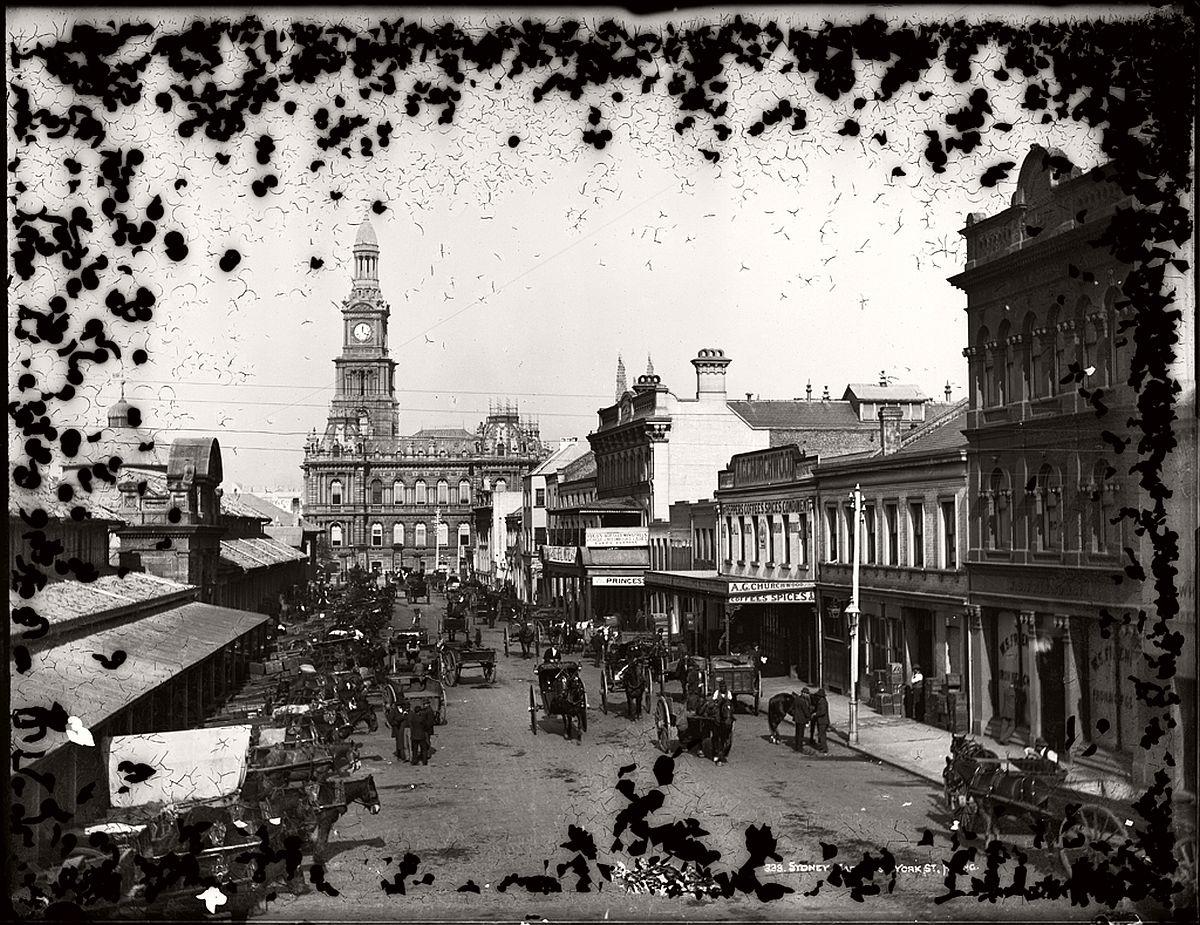 vintage-glass-plate-images-streets-sydney-city-australia-1900s-xix-century-41